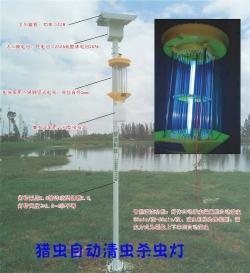 南宁LC-ZD-1(自动清虫杀虫灯)